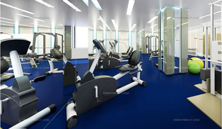 Chimes Greenhills - Life Fitness Gym