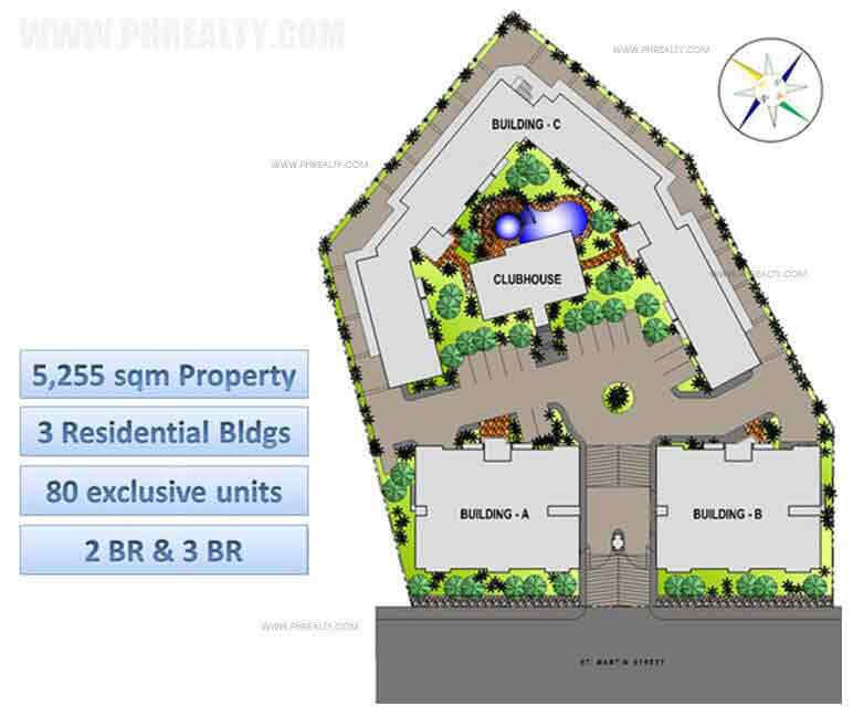 Vimana Verde Residences - Site Development Plan Details