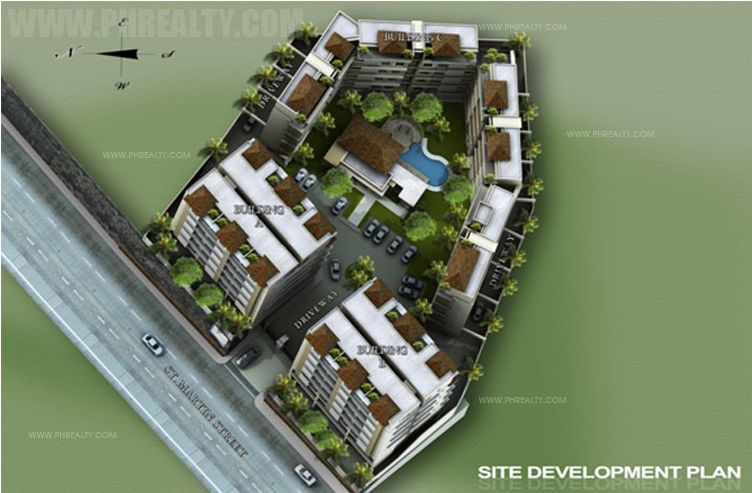Vimana Verde Residences - Site Development Plan