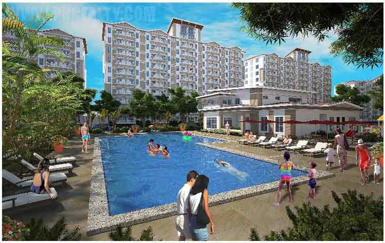 Suntrust shanata condominium in novaliches quezon city for Koi pond quezon city