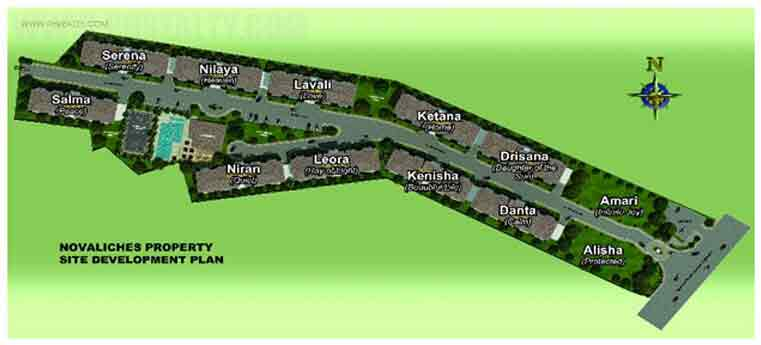 Suntrust Shanata  - Site Development Plan