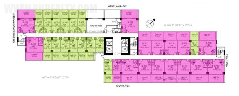 Gateway Garden Heights - Ground Floor Plan