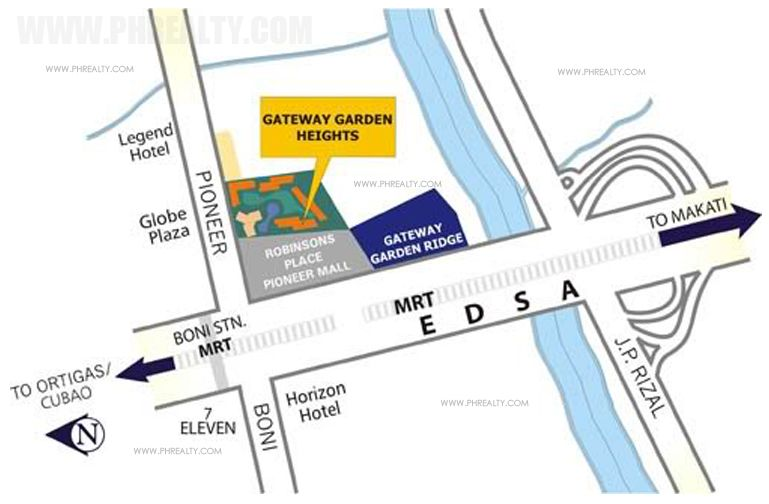 Gateway Garden Heights - Location & Vicinity2