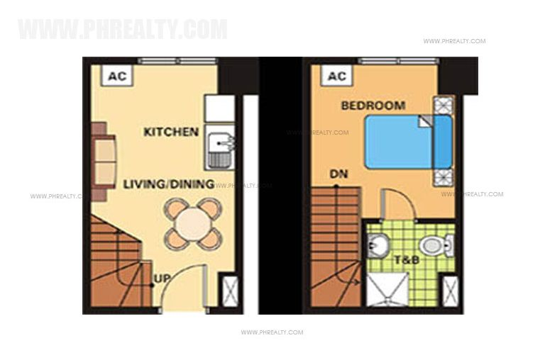 Gateway Garden Heights - One Bedroom Unit