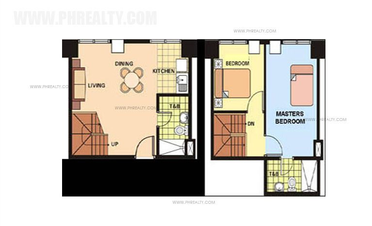 Gateway Garden Heights - Two Bedroom Unit