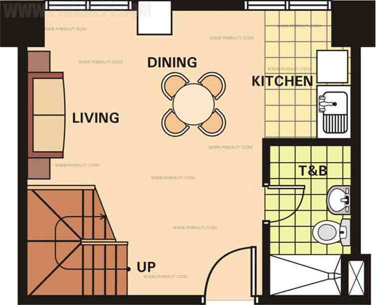 Gateway Garden Ridge - Unit Plan Two Bedroom Lower Level Sold Out