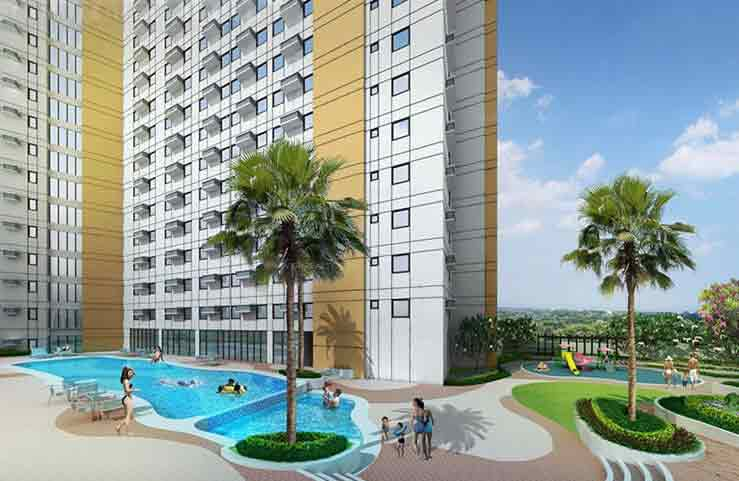 Amaia Skies Sta. Mesa - Swimming Pool