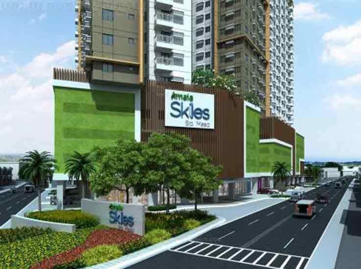 Amaia Skies Sta. Mesa - Commercial & Retail Area
