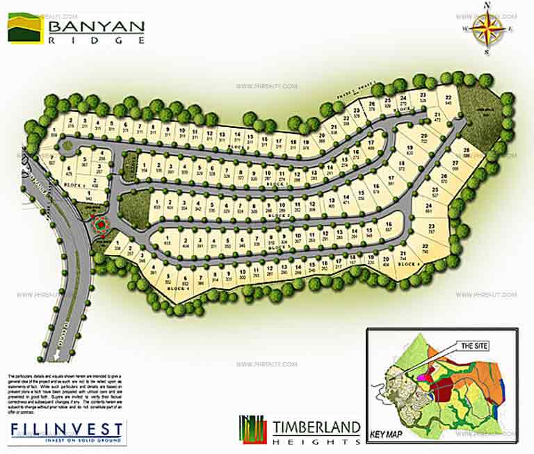 Banyan Ridge - Site Development Plan