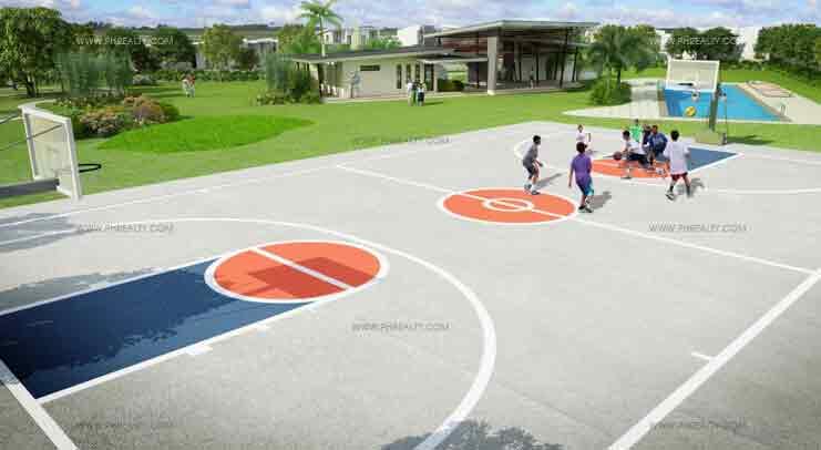 Amaia Scapes San Pablo - Basketball Court