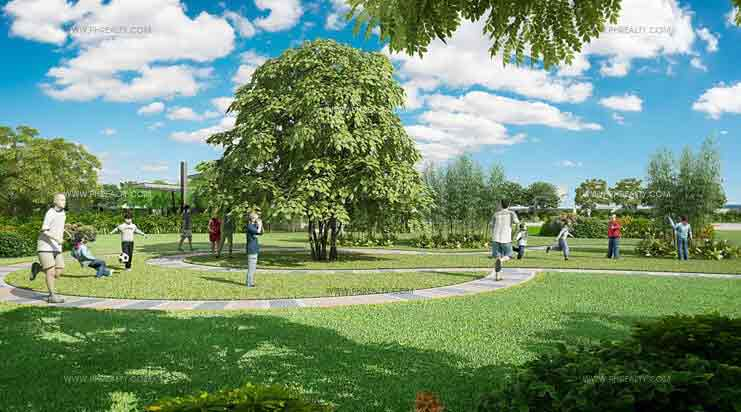 Amaia Scapes San Pablo - Jogging Path