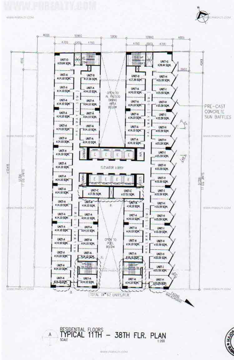 Space U Belt - Floor Plan