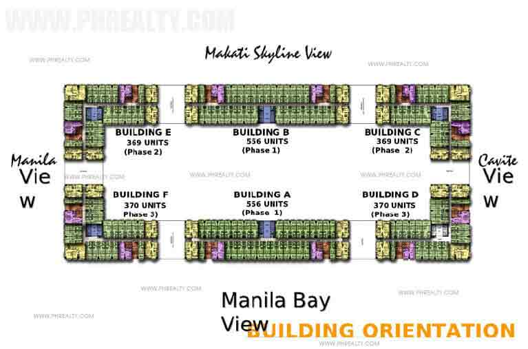 Sea Residences - Site Development Plan