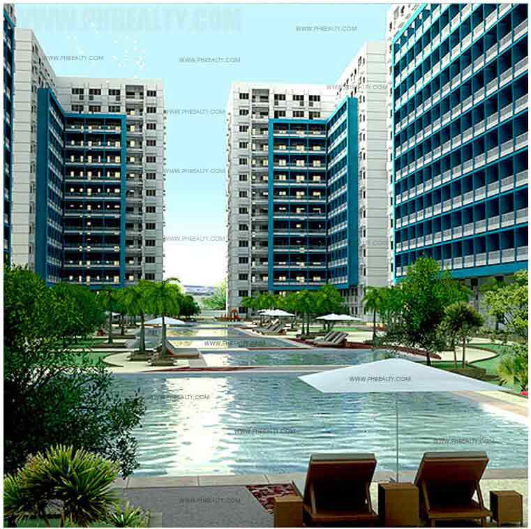 Sea Residences - Pool