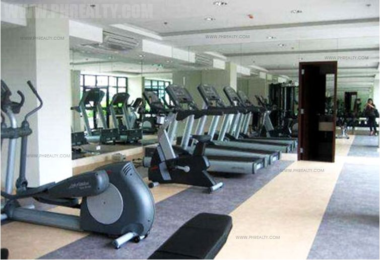 The Fort Residences - Gym