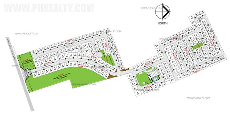 Lipa Verde - Site Development Plan