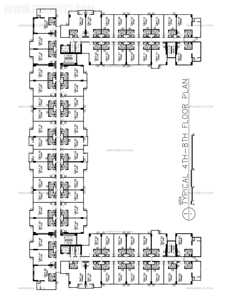 Amaia Steps Altaraza - Typical Floor Plan