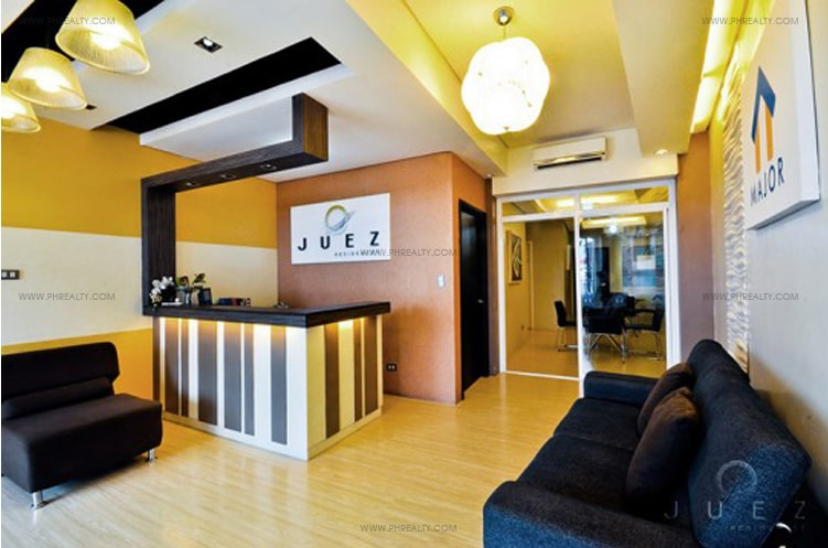 Juez Residences - Living Area