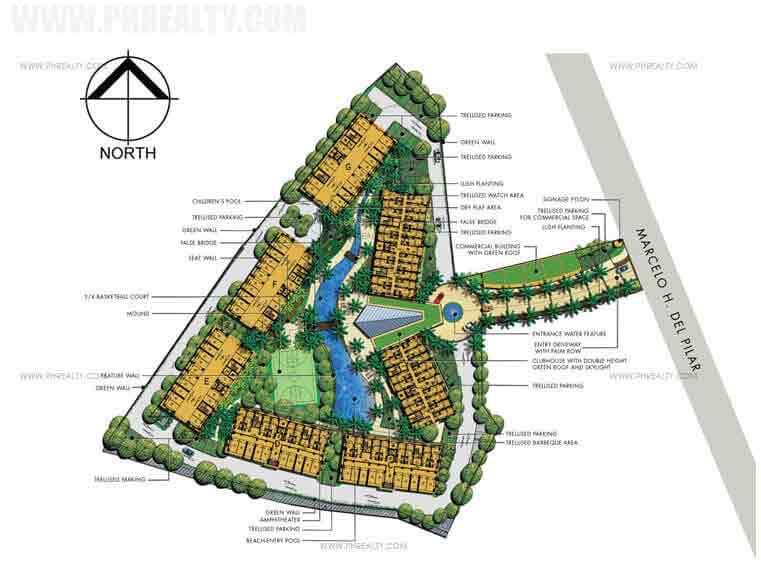 Juez Residences - Site Development Plan