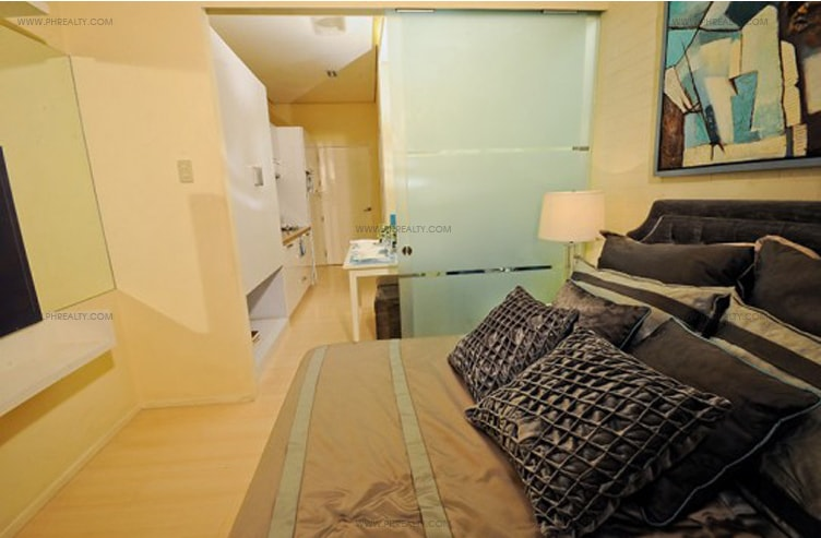 Juez Residences - Bedroom Side View
