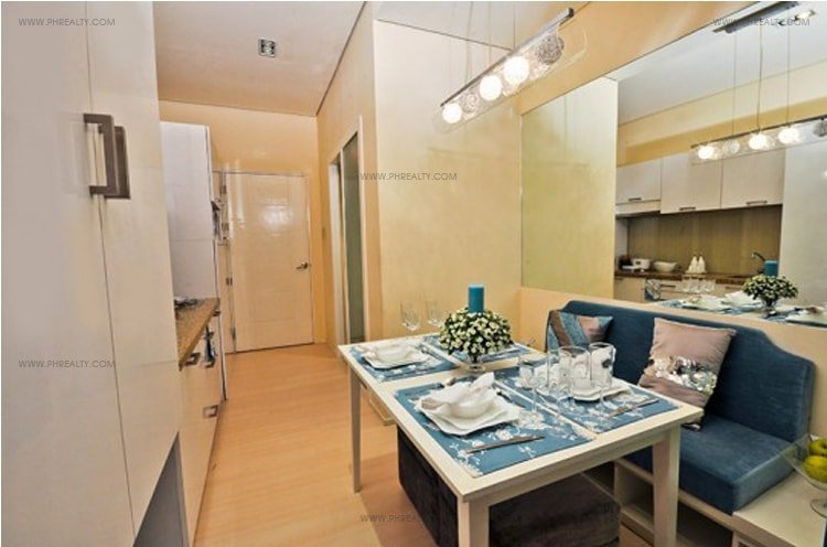 Juez Residences - Dining Area