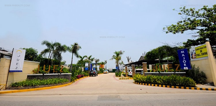 Juez Residences - Entrance Gate