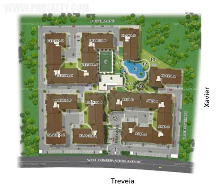 Amaia Steps Nuvali - Site Development Plan