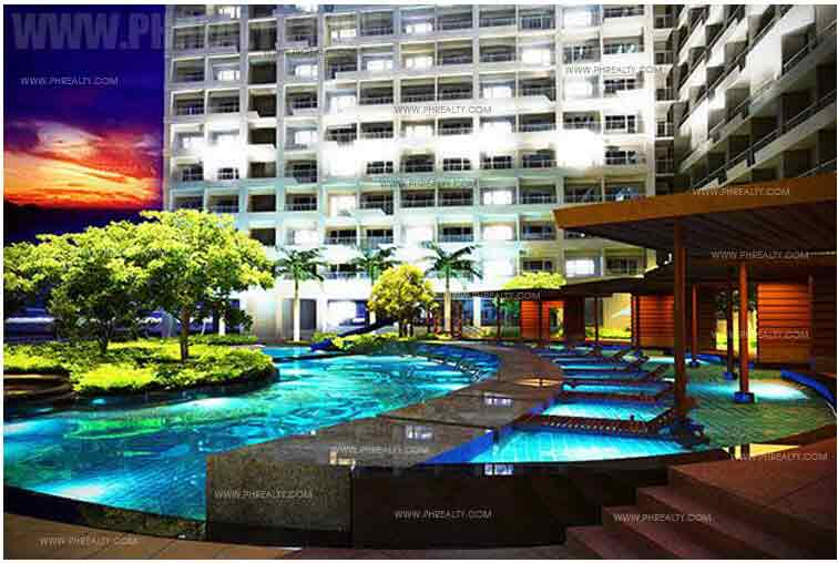 Grace Residences - Swimming Pool