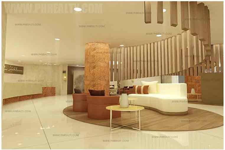 Grace Residences - Grand Lobby