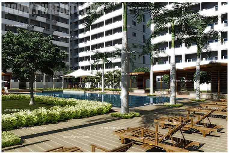 Grace Residences - Lap Pool