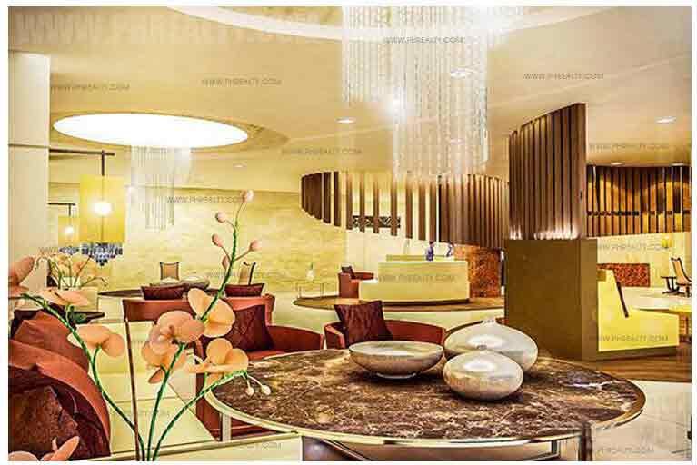 Grace Residences - Grand Lobby 2