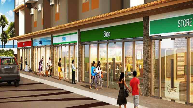 Amaia Steps Capitol Central - Retail Shops