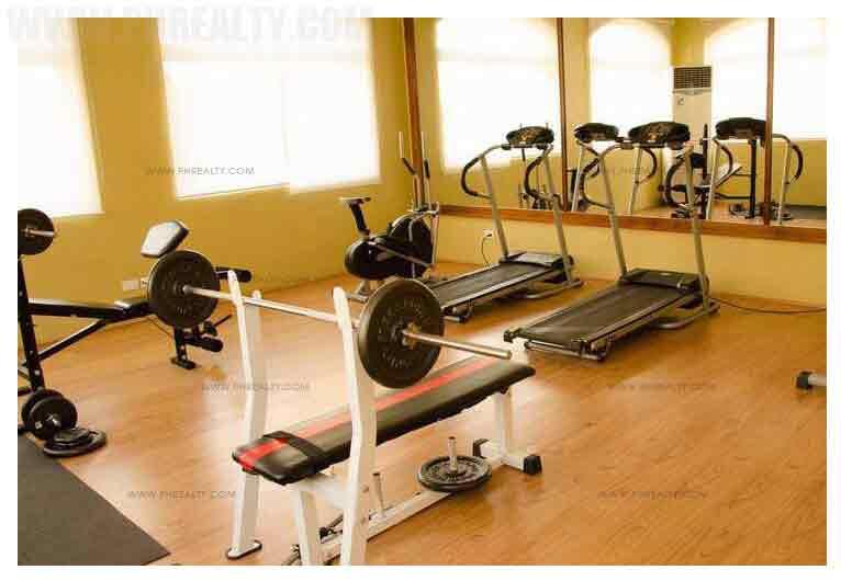 Camella Cerritos - Fitness Gym