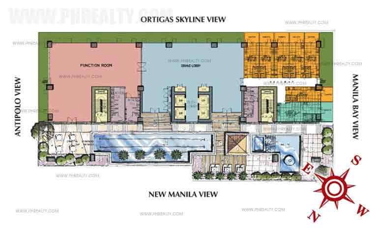 Princeton Residences - Building Plan