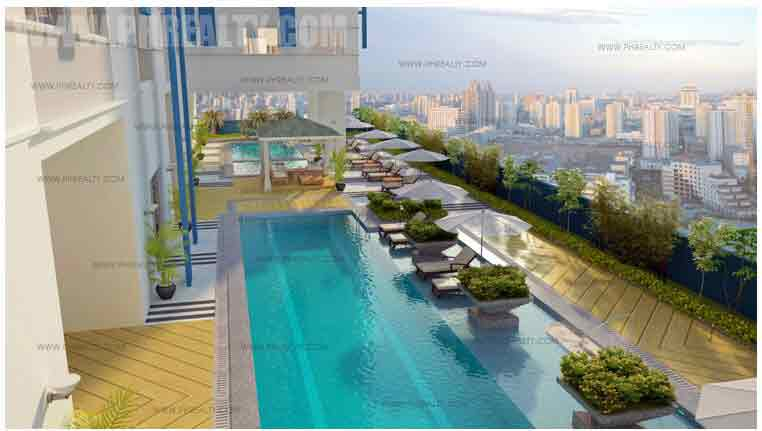 Princeton Residences - Main Pool