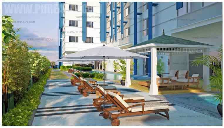 Princeton Residences - Pool Side