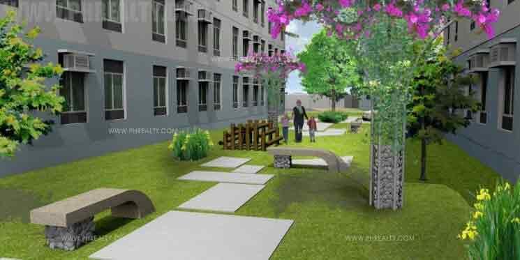 Amaia Steps Bicutan - Linear Park