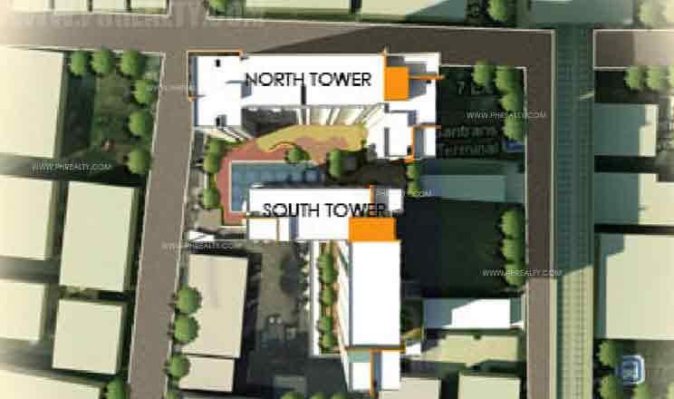 Amaia Skies Avenida - Site Development Plan