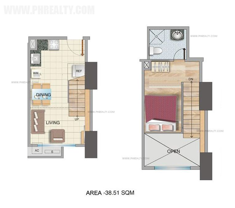 McKinley Park Residences - One Bedroom