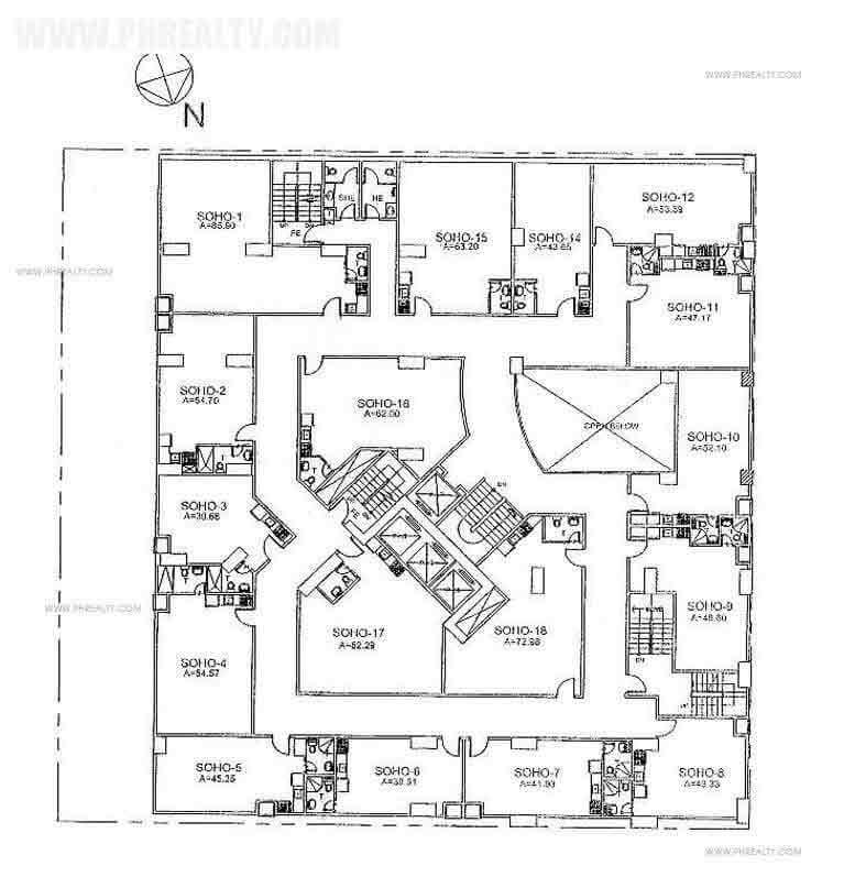 McKinley Park Residences - 3rd Floor SOHO