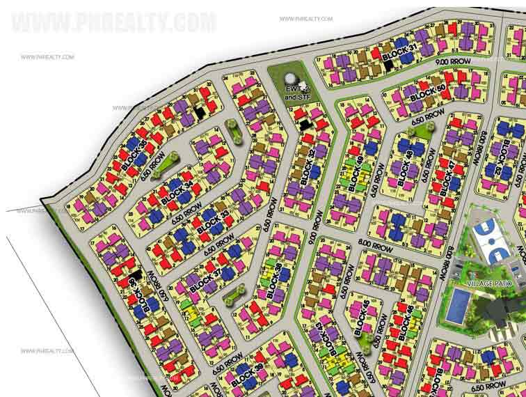 Amaia Scapes Pampanga - Site Development Plan