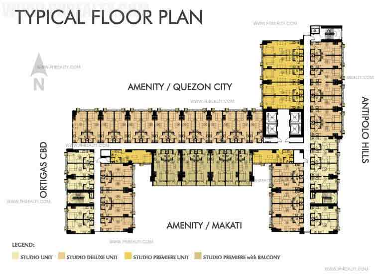 Shine Residences  - Floor Plan
