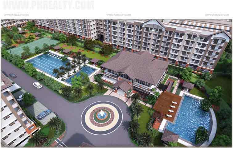 Ivory Wood Tower - Amenities Area