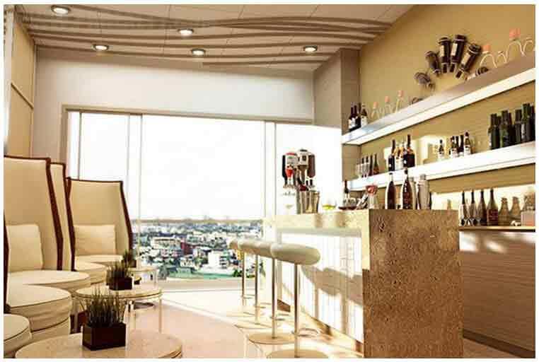 Breeze Residences - Sky Lounge 1