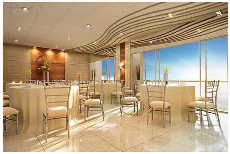 Breeze Residences - Sky Lounge 2