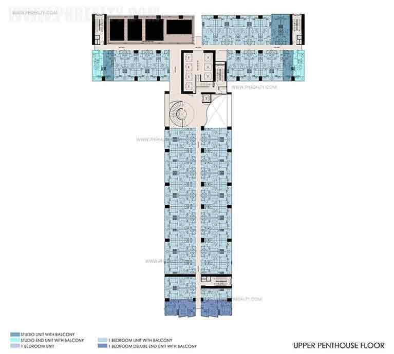 Breeze Residences - Upper Penthouse