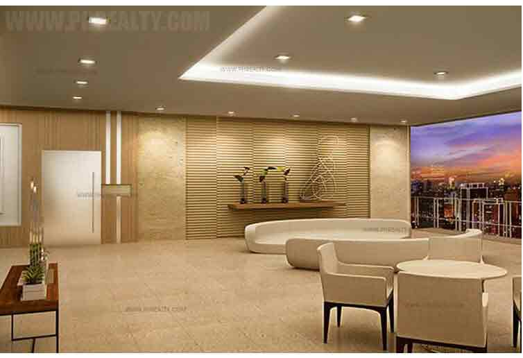 Breeze Residences - Lobby