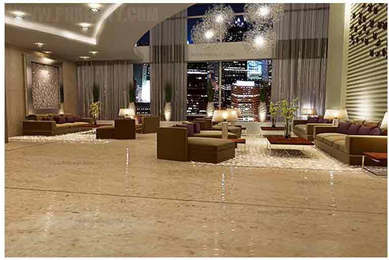 Breeze Residences - Penthouse Lounge 1