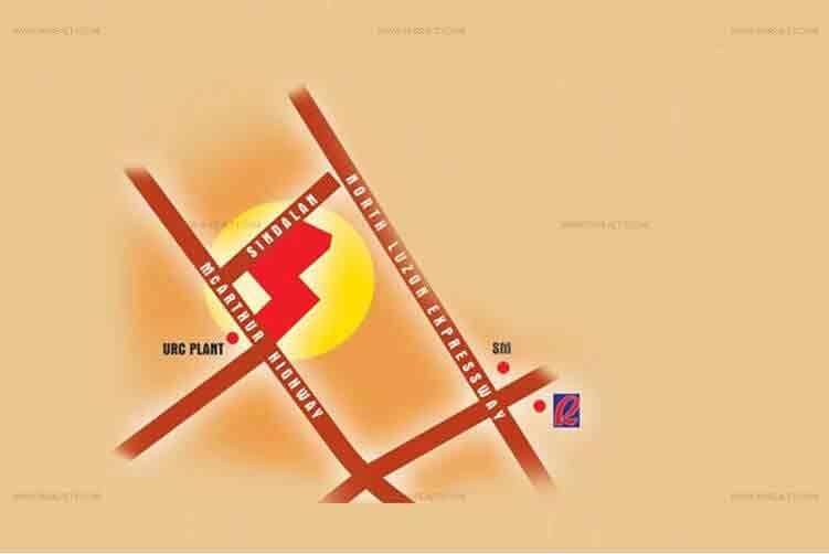 Mirada Dos - Location & Vicinty