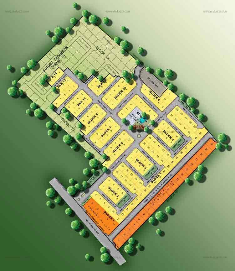 Mirada Dos - Site Development Plan